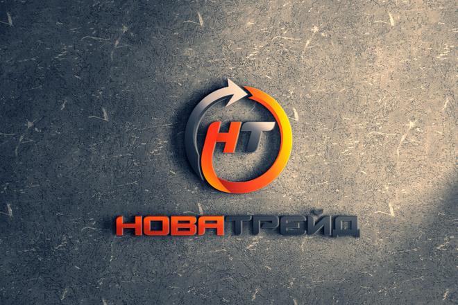 Разработаю дизайн логотипа 8 - kwork.ru