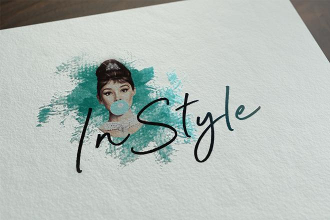 Разработаю винтажный логотип 93 - kwork.ru