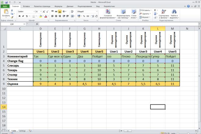 Напишу макрос на VBA для Excel 67 - kwork.ru