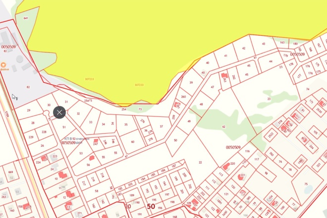 Отрисовка и оформление карт, схем 7 - kwork.ru