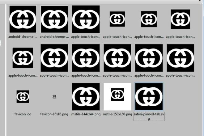 Создам универсальный Favicon для всех устройств и браузеров 13 - kwork.ru