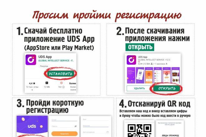 Дизайн - макет быстро и качественно 18 - kwork.ru