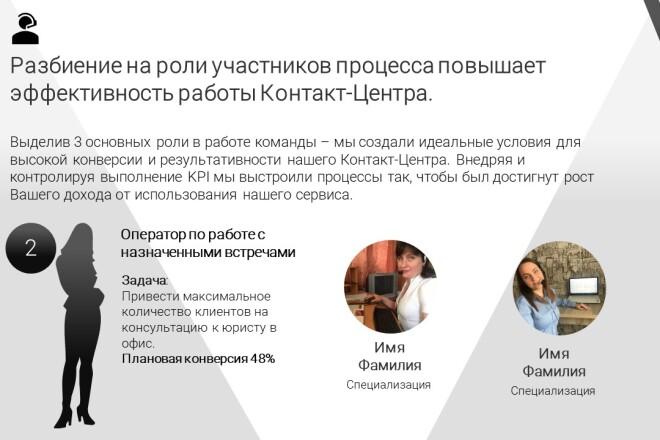 Сделаю продающую презентацию 2 - kwork.ru
