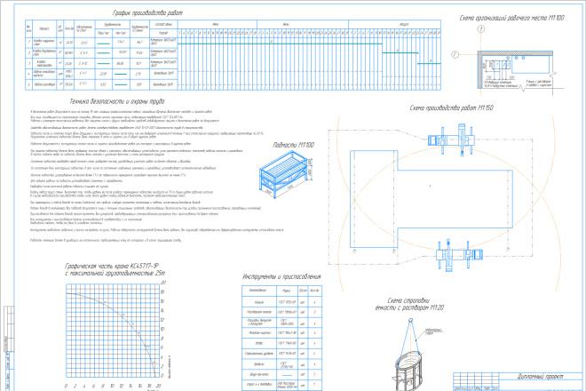 Выполнение планов, фасадов, деталей, схем 18 - kwork.ru