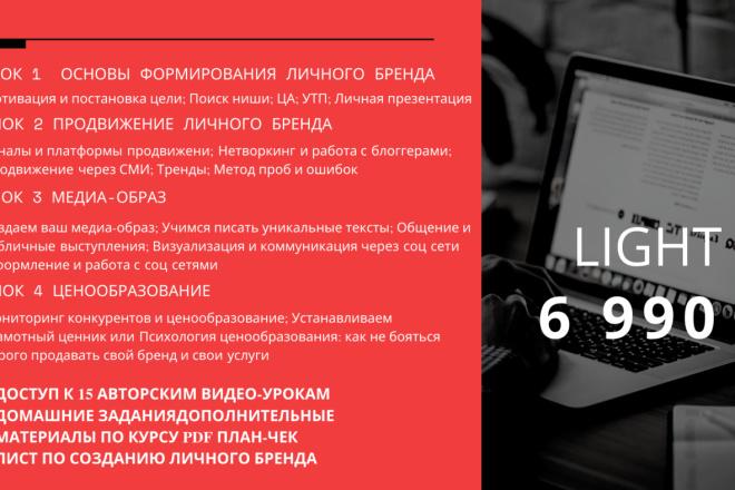 Стильный дизайн презентации 161 - kwork.ru