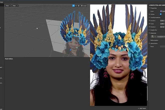 Маски для Инстаграм Эксклюзивные 3Д эффекты Instagram 3D FaceBook VK 8 - kwork.ru