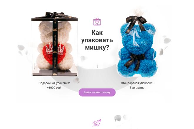 Копирование Landing Page 44 - kwork.ru