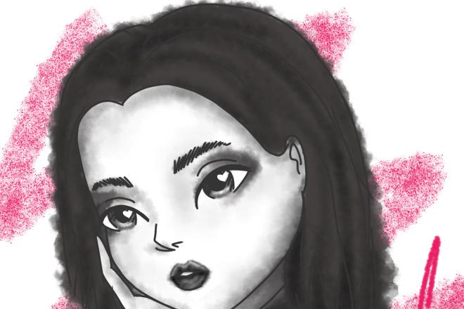 Нарисую мультяшный портрет по фото 13 - kwork.ru