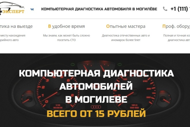 Делаю копии landing page 47 - kwork.ru