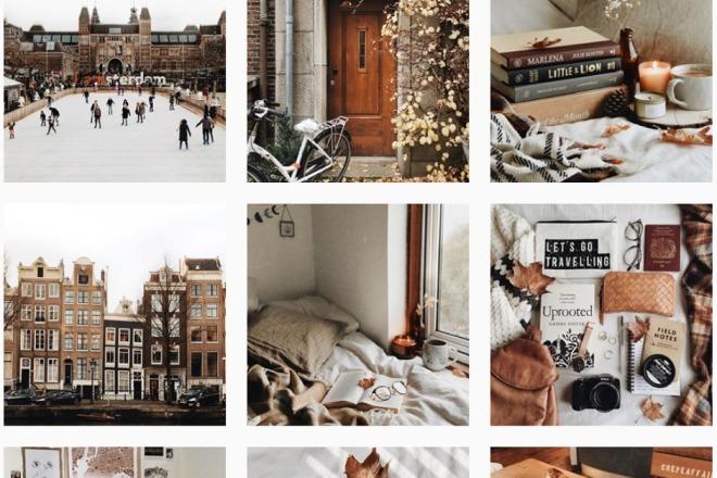 Оформление аккаунта в instagram 2 - kwork.ru