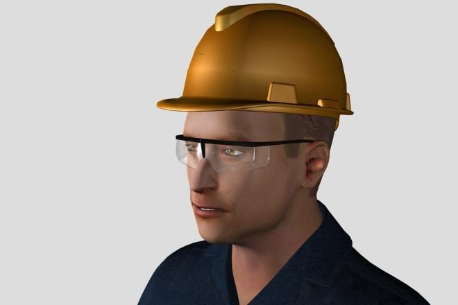 3D моделирование 11 - kwork.ru
