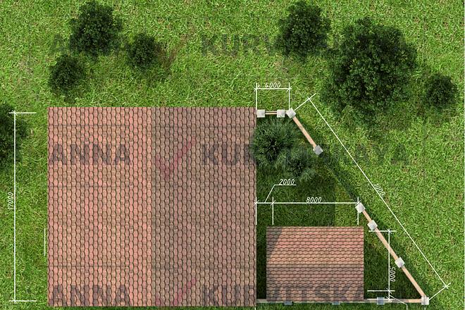 Создам план в ArchiCAD 4 - kwork.ru