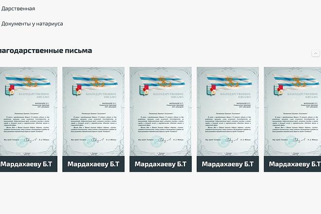Вёрстка сайтов по доступной цене 107 - kwork.ru