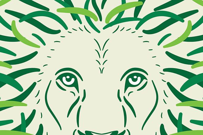 Векторная отрисовка растровых логотипов, иконок 92 - kwork.ru
