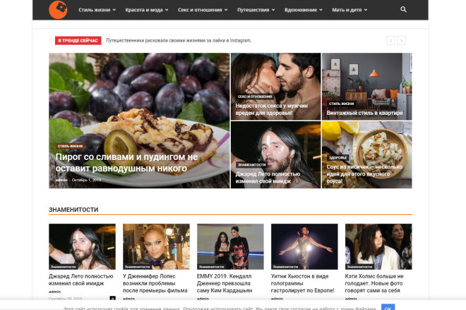Создам автонаполняемый сайт на WordPress, Pro-шаблон в подарок 5 - kwork.ru
