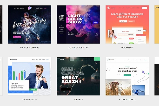 ПАК 1000 шаблонов и дополнений для WordPress 40 - kwork.ru