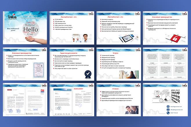 Дизайн презентации 10 - kwork.ru