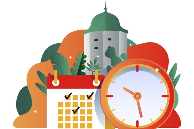 Нарисую векторную или растровую иллюстрацию 1 - kwork.ru