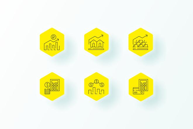 Дизайн иконок 3 - kwork.ru