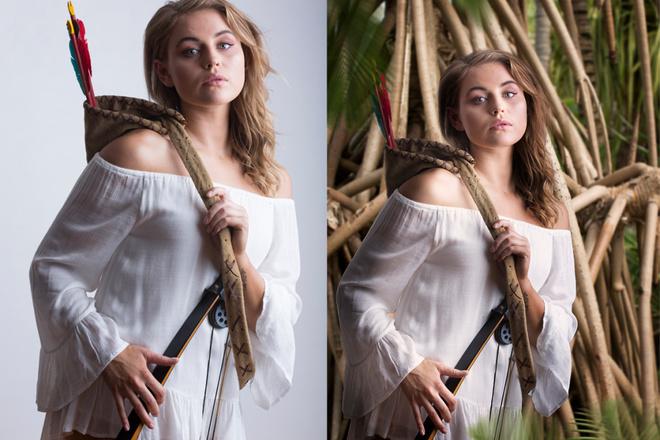 Удаление фона, ретуширование, фото обработка 16 - kwork.ru