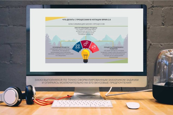 Сделаю презентацию в MS PowerPoint 65 - kwork.ru