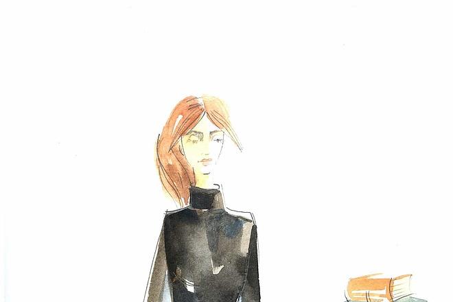 Нарисую рисунок или эскиз в ручной технике красиво и быстро 27 - kwork.ru