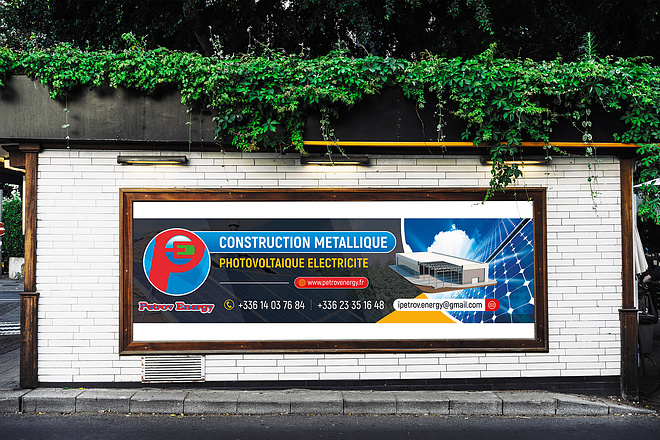 Разработаю дизайн наружной рекламы 50 - kwork.ru