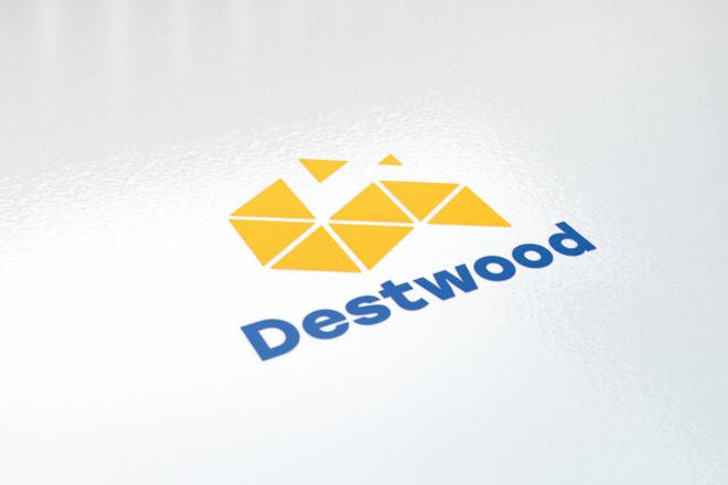 Логотип в 3 вариантах, визуализация в подарок 25 - kwork.ru