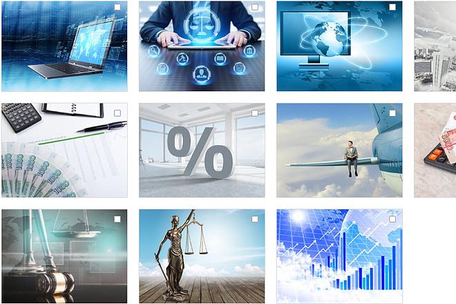 10 картинок на вашу тему для сайта или соц. сетей 10 - kwork.ru