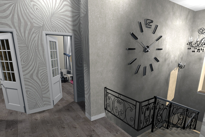 3d визуализация квартир и домов 7 - kwork.ru