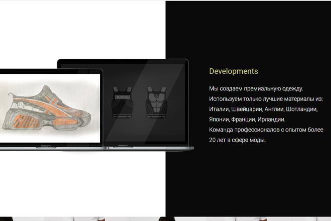 Профессионально и недорого сверстаю любой сайт из PSD макетов 29 - kwork.ru