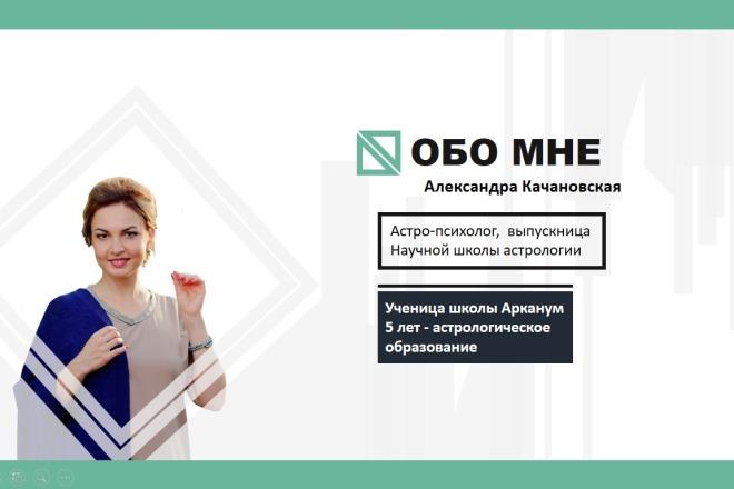 Презентация в Power Point, Photoshop 59 - kwork.ru
