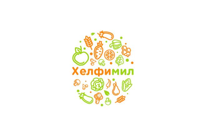 Ваш новый логотип. Неограниченные правки. Исходники в подарок 140 - kwork.ru