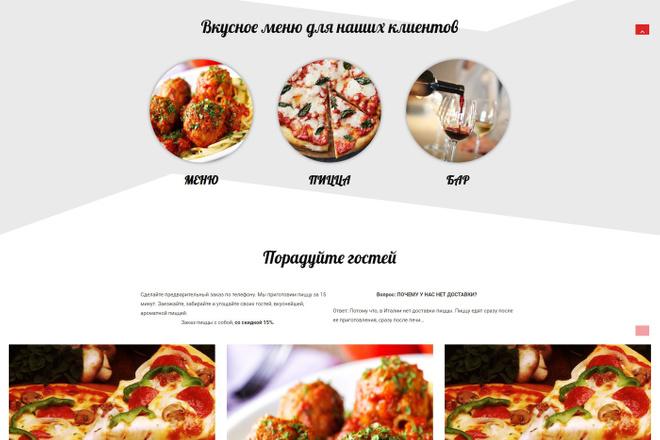 Создание сайта на WordPress 46 - kwork.ru