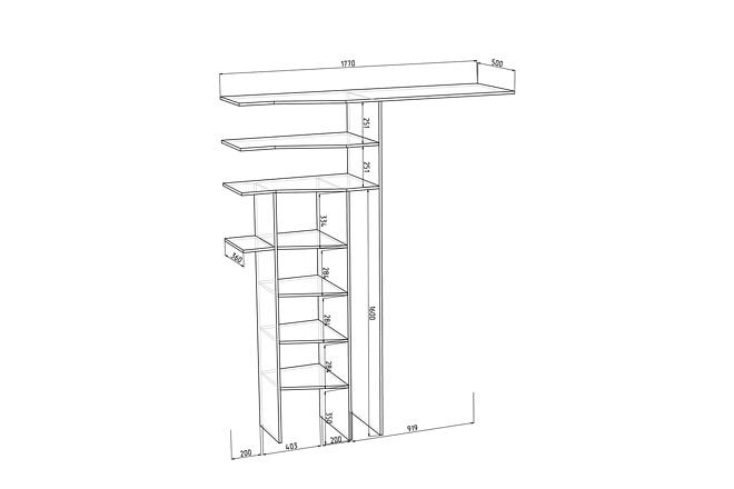 Конструкторская документация для изготовления мебели 113 - kwork.ru