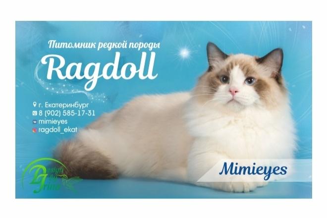 Наружная реклама 52 - kwork.ru