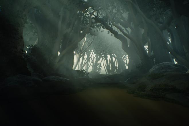 Создам сцену в Unreal Engine 4 9 - kwork.ru