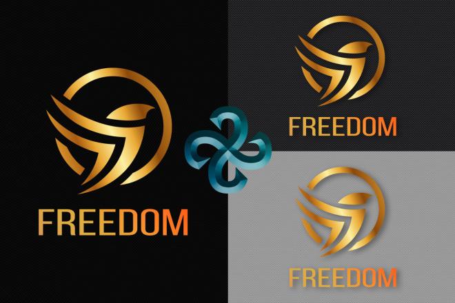 Логотип в кратчайшие сроки 5 - kwork.ru