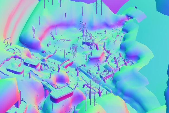 Blender l 3Д моделирование 17 - kwork.ru