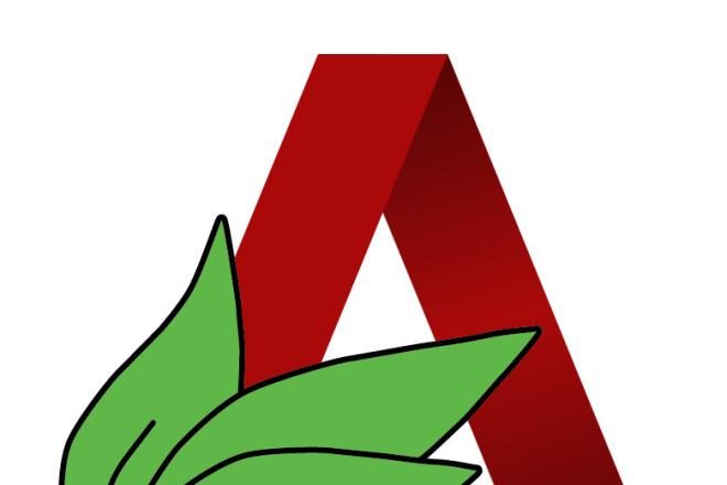 Креативный логотип 3 - kwork.ru