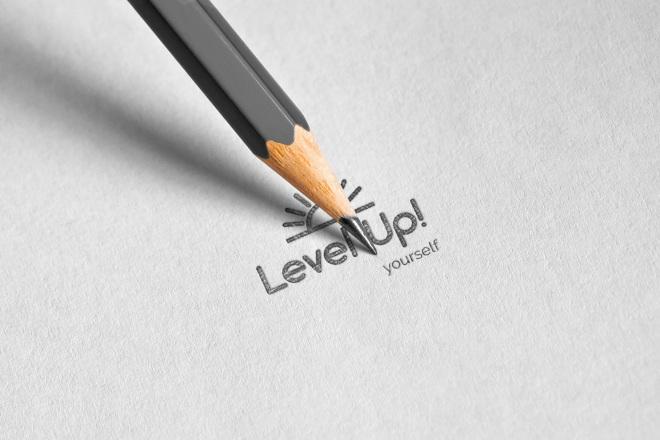 Я сделаю 2 минималистских дизайн логотипа 2 - kwork.ru