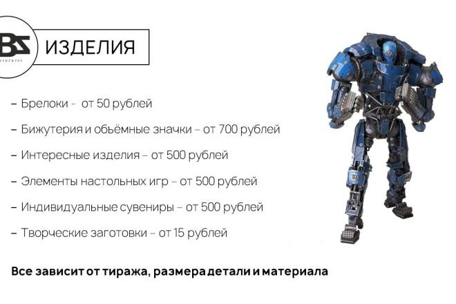 Красиво, стильно и оригинально оформлю презентацию 46 - kwork.ru