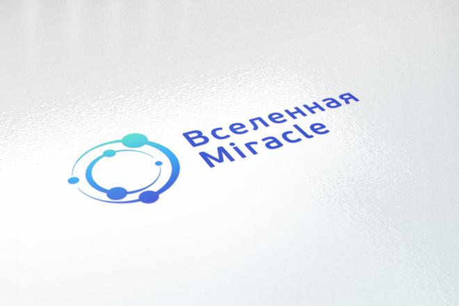 Логотип в 3 вариантах, визуализация в подарок 8 - kwork.ru