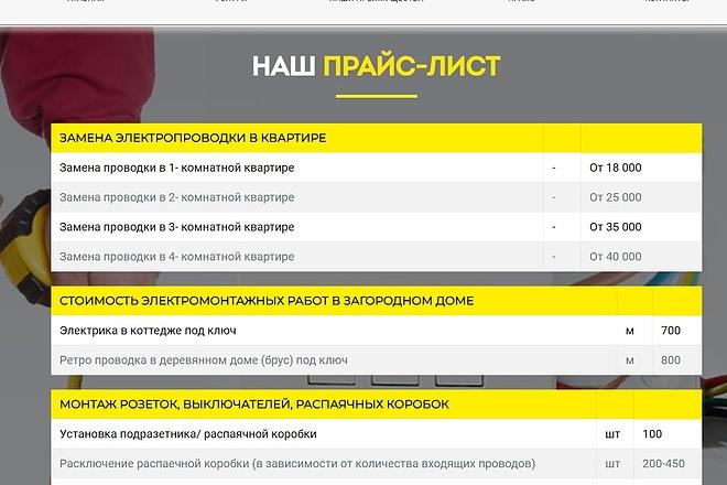 Создам лендинг на вордпресс 43 - kwork.ru