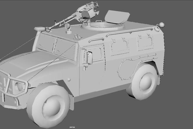 3D модели. Визуализация. Анимация 15 - kwork.ru