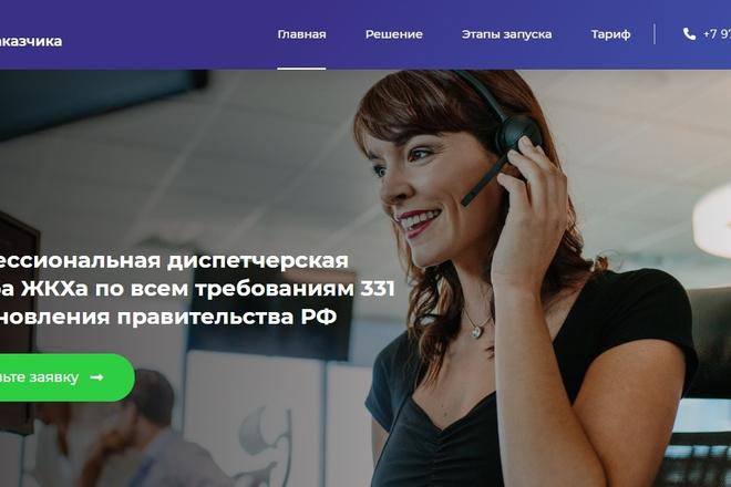 Сделаю классный Лендинг на Elementor Pro 32 - kwork.ru
