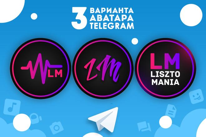 Оформление Telegram 43 - kwork.ru