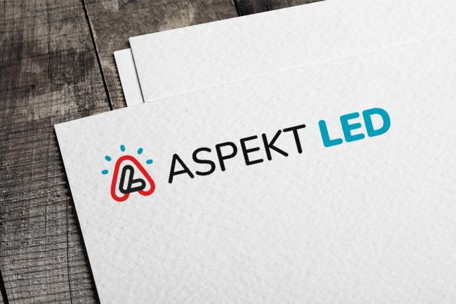 Создам 2 варианта лого + визуализация в подарок 1 - kwork.ru