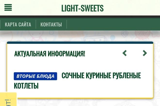 Конвертирую Ваш сайт в Android приложение 6 - kwork.ru