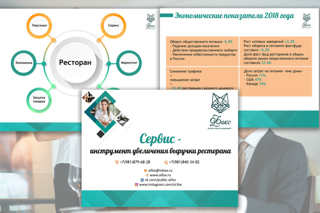 Сделаю презентацию в MS PowerPoint 82 - kwork.ru